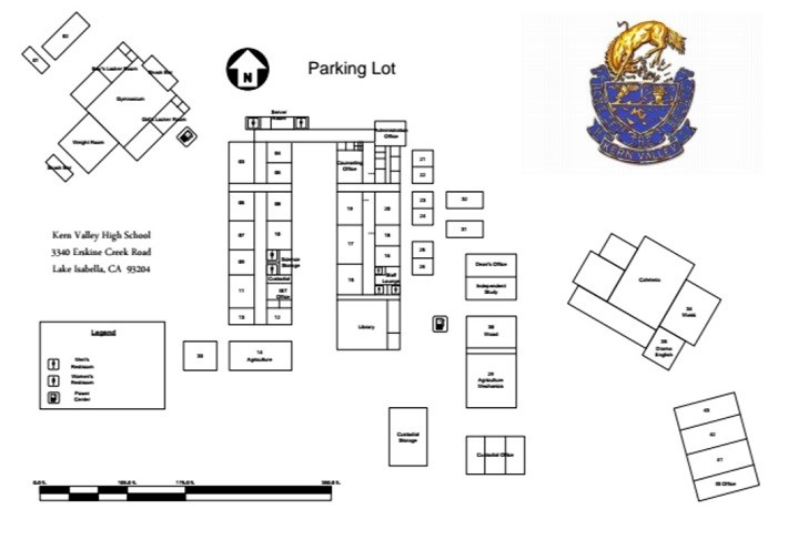 Campus Map – About