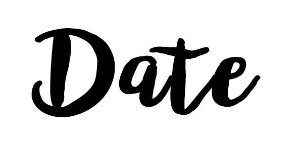 Assignments/Calendar – Nicole Davis