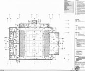 gymnasium floor plans