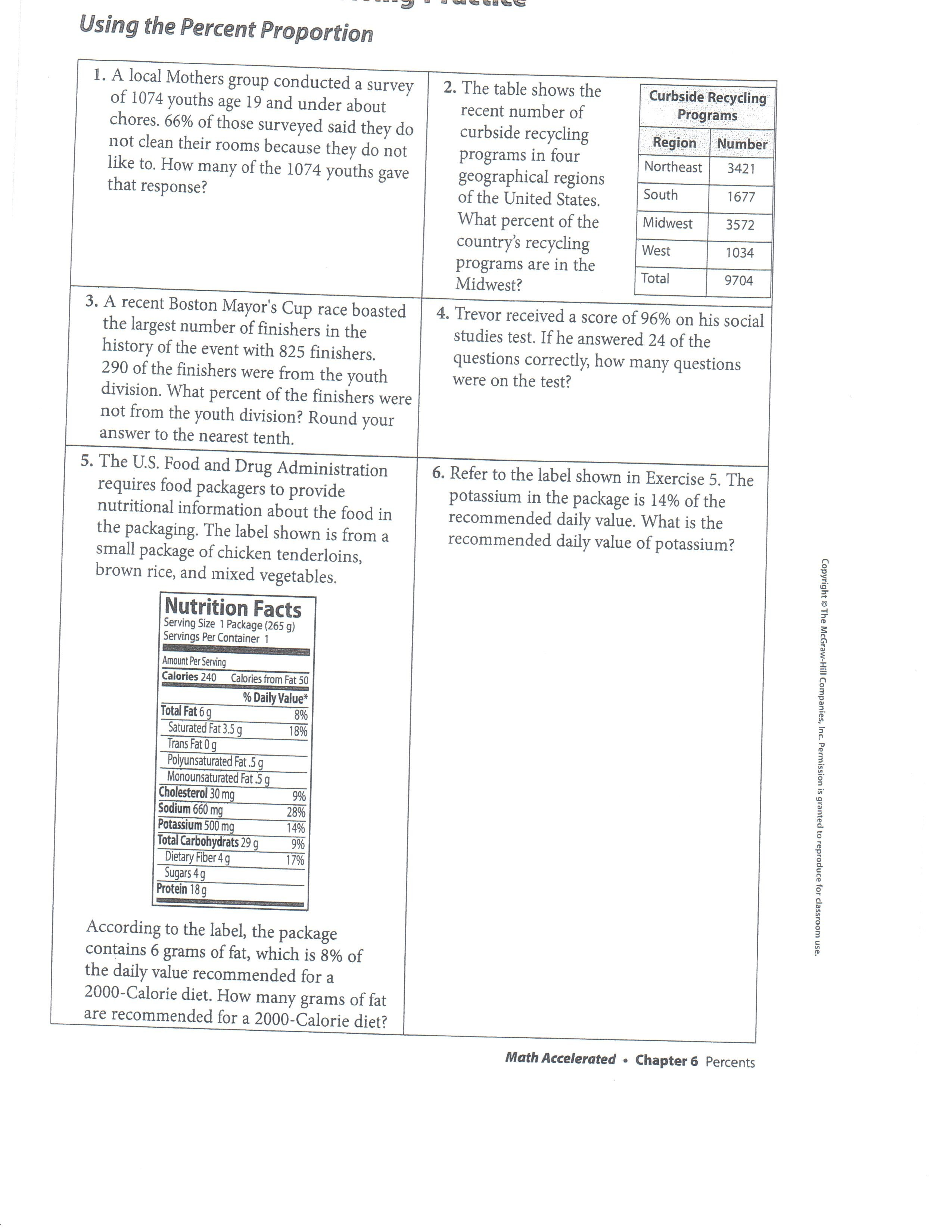 209 4th Grade Mcgraw Hill Math Worksheets. 209. Best Free