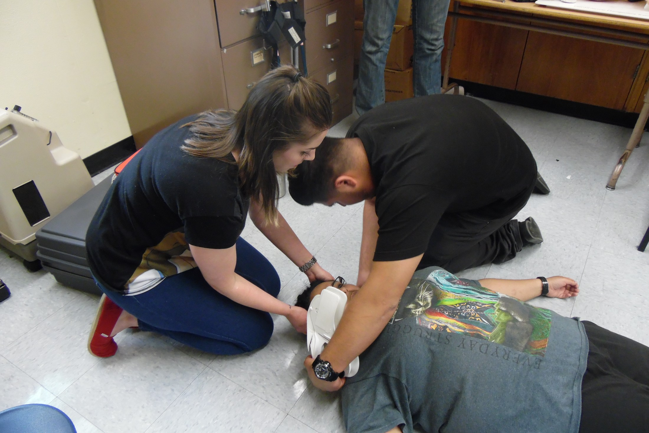 First Responder  Health Careers  North Valley