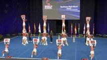 Cheer Cheerleading Sparkman High School