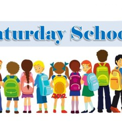 saturday school is back saturday school allows students to earn back a missed day to improve their attendance record for the school year and also helps the  [ 1200 x 721 Pixel ]