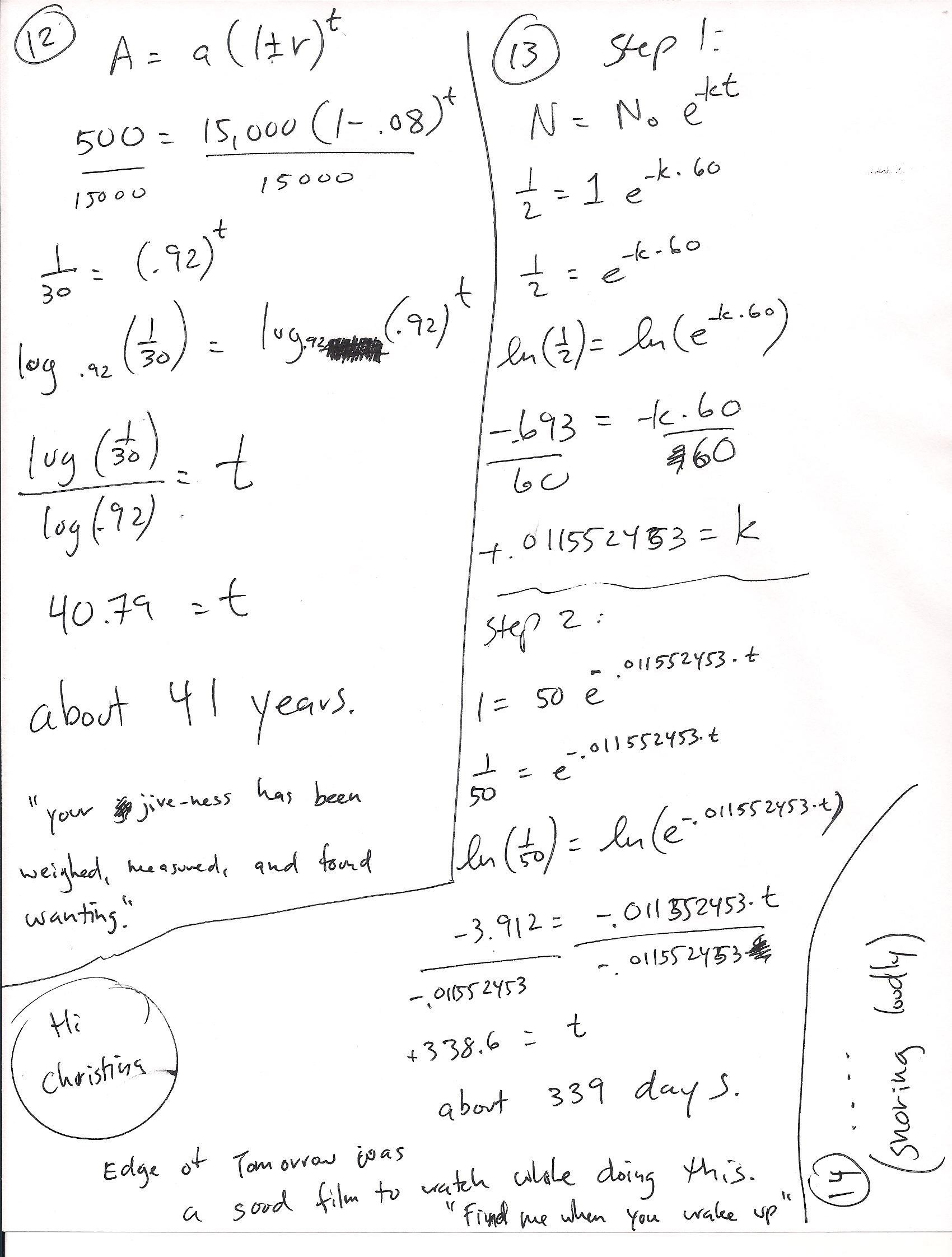 9 3 Study Guide And Intervention Solving Quadratic Equations By Completing The Square