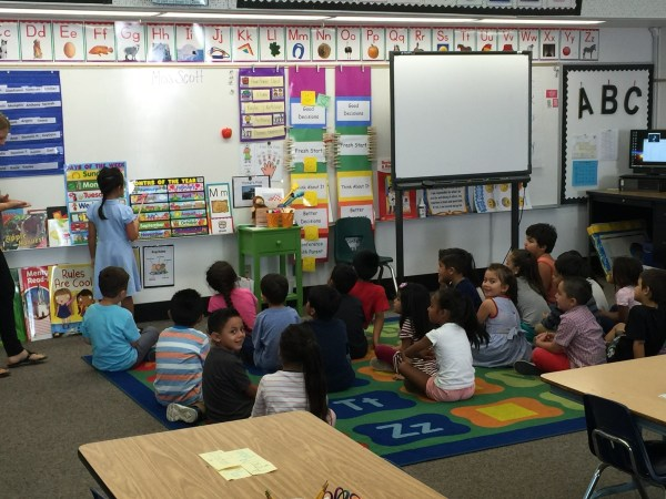 Dual Language Immersion Programs - District Departments