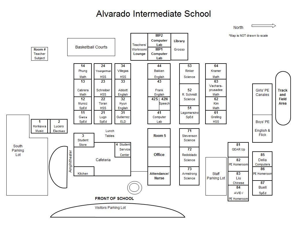 Alvarado Intermediate School