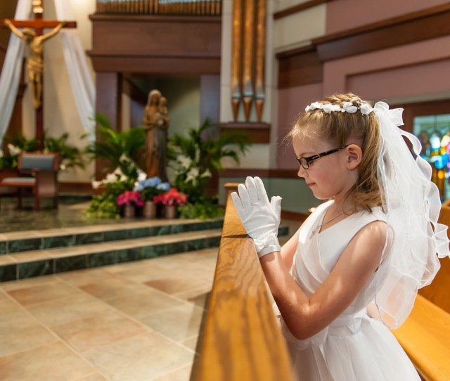 First Holy Communion Eucharist