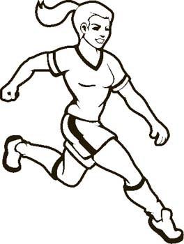 Girls Soccer – Athletics