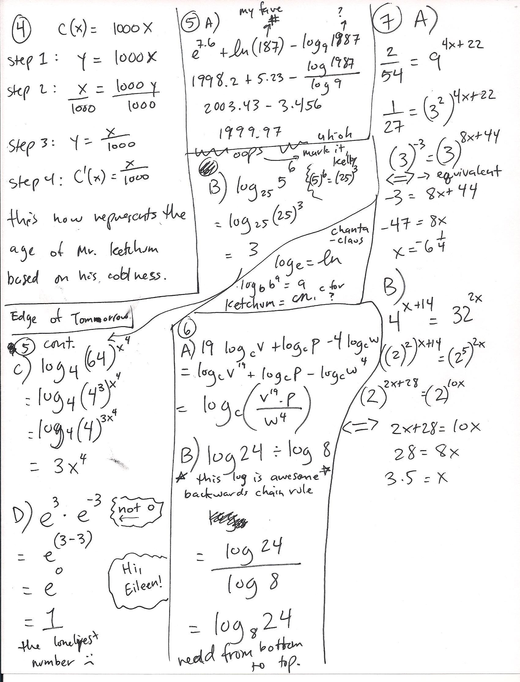 9 6 Study Guide And Intervention Solving Rational Equations Inequalities