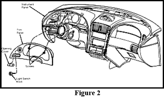 Simco 1999-2004 Mustang Gauge Cluster Installation Guide