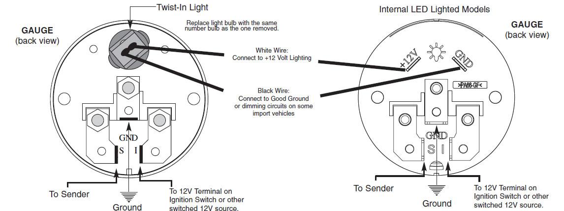 auto meter volt gauge wiring diagram on meter wiring diagram