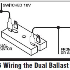 Msd Ignition Digital 6al Wiring Diagram 2003 Mitsubishi Eclipse Gt Radio How To Install An 6a Module On Your 1979-1995 Mustang | Americanmuscle