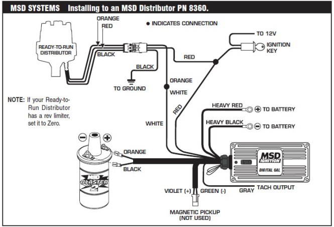 msd 6a wiring diagram hei wiring diagram msd blaster coil wiring diagram and hernes