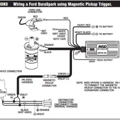 Msd 6a Wiring Diagram Mopar Yamaha Atv Starter Relay How To Install An Digital Ignition Module On Your 1979-1995 Mustang | Americanmuscle