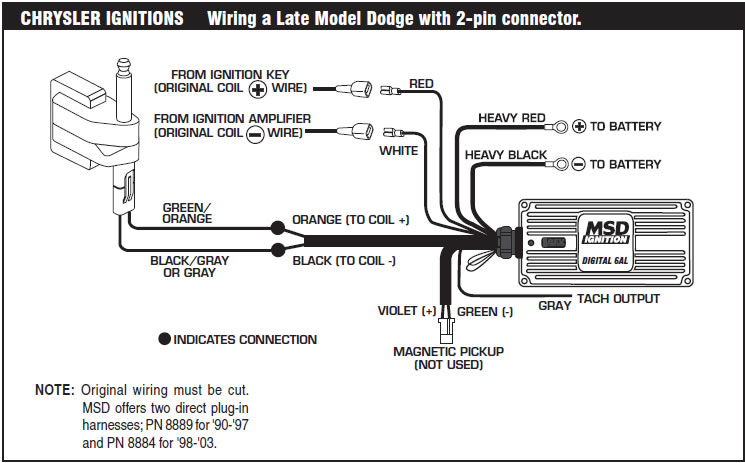 Msd Ignition Wiring Diagram Chevy - Wiring Diagram