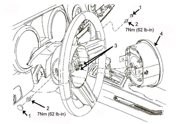 How to install a Grant Steering Wheel on your 2005-2009