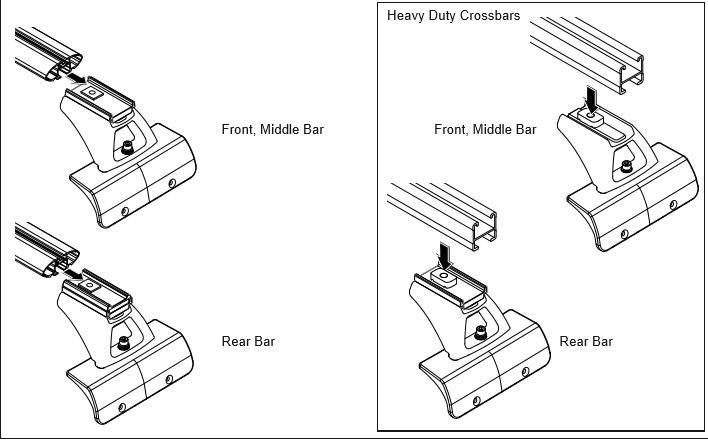 How to Install a Rhino-Rack RLCP Backbone Roof Rack on