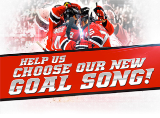 New Jersey Devils Goal Song