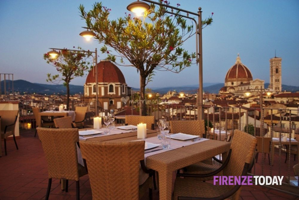 Aperitivo Terrazza Firenze