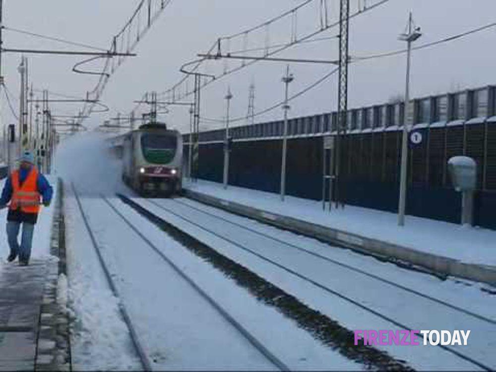 Treni, problemi sulla Faentina a causa del maltempo