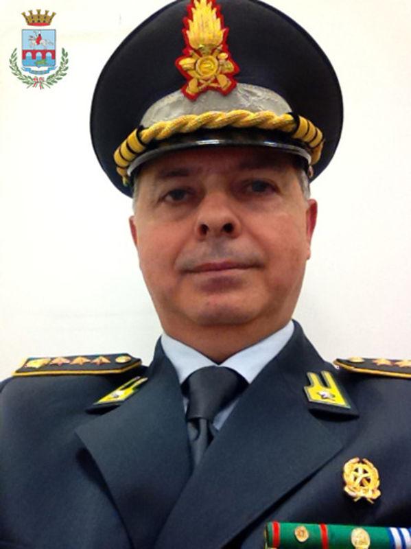 Vincenzo Tedeschi Generale Di Brigata Della Guardia Di Finanza