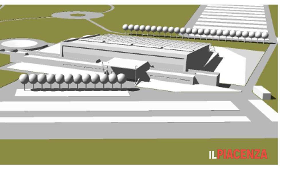 Presentato il progetto della nuova piscina comunale