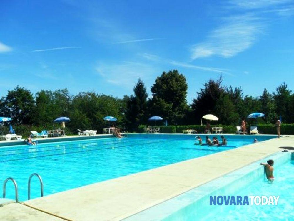 Piscina del Castello di Cavagliano una storia felice  Segnalazione a Novara