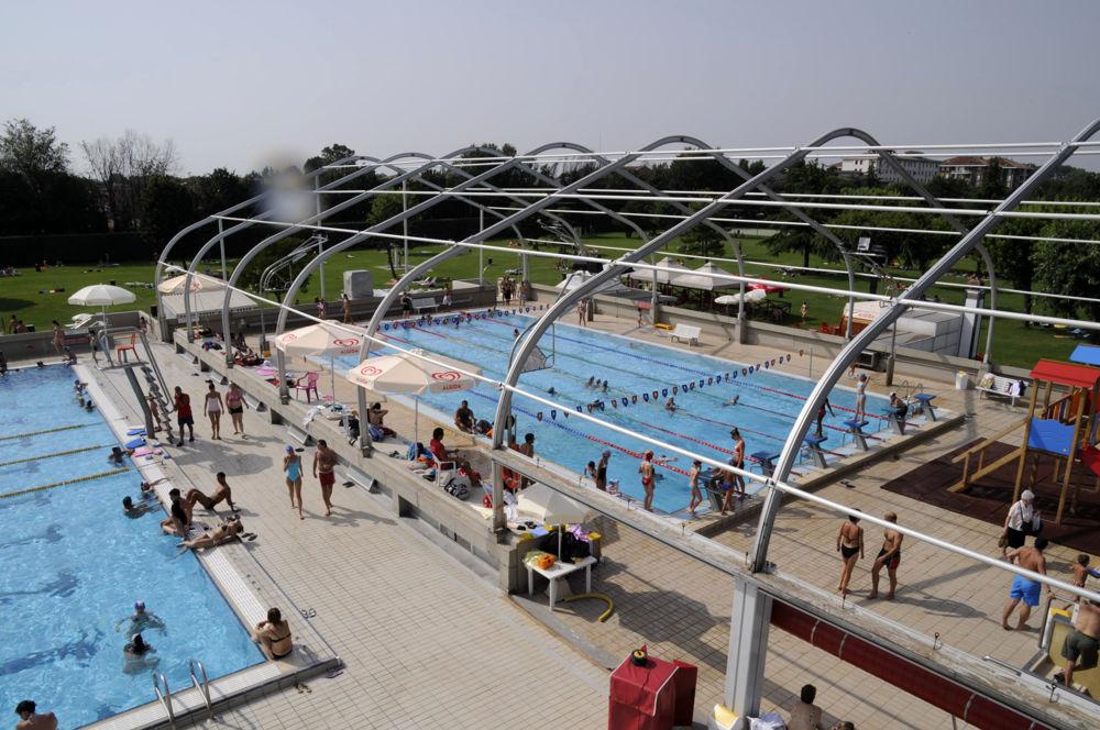 Piscine a Padova aperte estate 2014