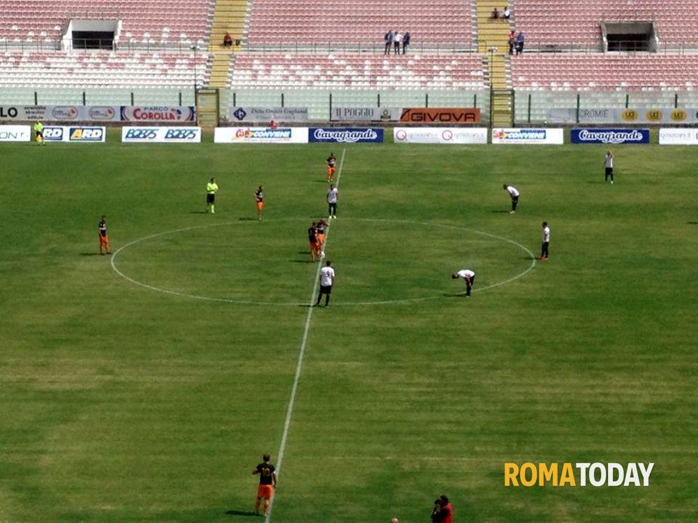 MessinaLupa Roma 22 tabellino cronaca risultato 7 settembre 2014