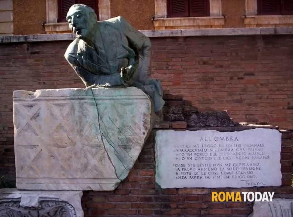 Trilussa er poeta de Roma