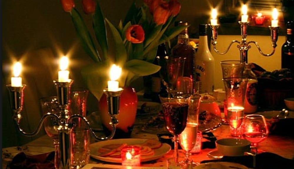 Men di San Valentino al Ristorante Piero e Marisa di Fara