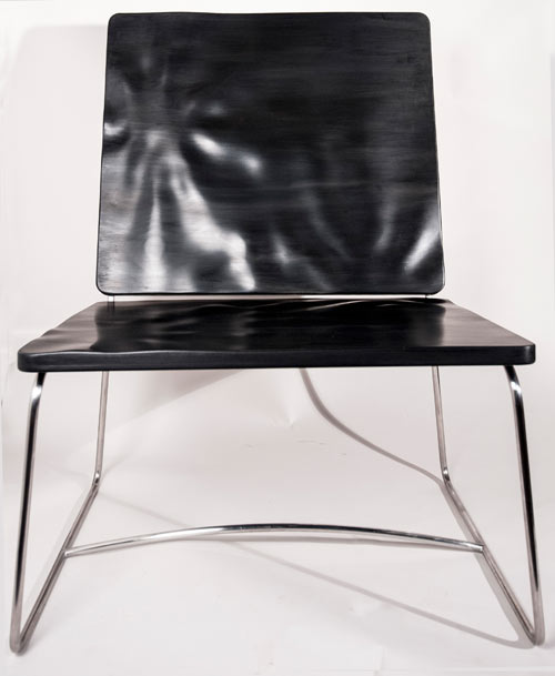 Furniture Inspired by Soundwaves by Erica Sellers