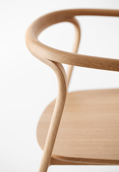 Furniture That Looks Like Its Peeling: Splinter by Nendo in home furnishings Category