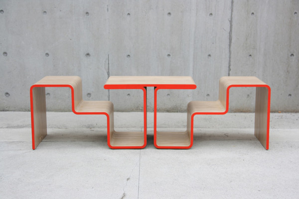 table bench design
