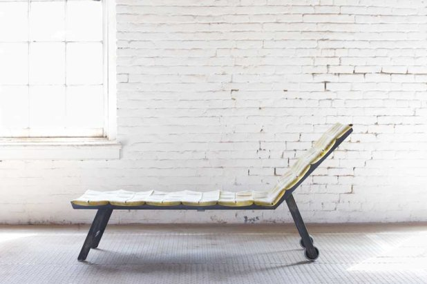 Furniture & Accessories from Salvaged Fire Hoses in style fashion home furnishings Category