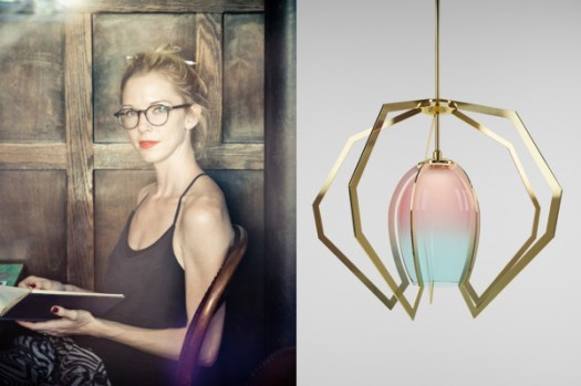 Bec Brittains Vise Light in home furnishings Category