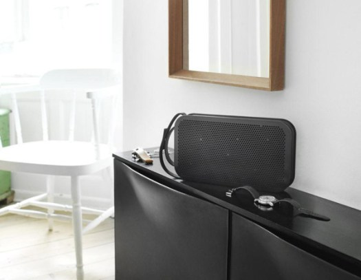 Posh Portability: The B&O BeoPlay A2 Speaker in technology main Category