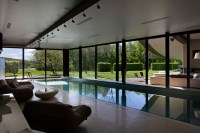 10 Indoor Pools with Incredible Views - Design Milk