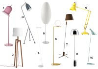 10 Modern Floor Lamps - Design Milk