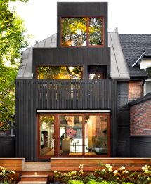 Modern Victorian Renovation of House