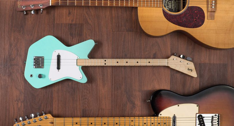 Scaled-Down Beginners' Guitars That Make it Easy to Learn How to Play
