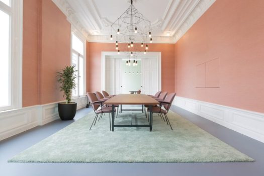 A Rotterdam Office Relocates to a Renovated Historic Building