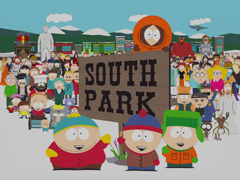 South Park - Safe Space