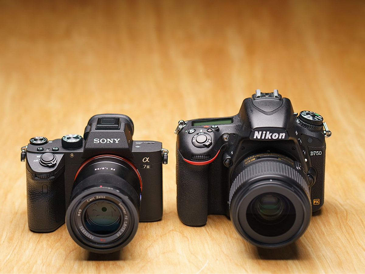 sony a7 iii could be the new nikon d750