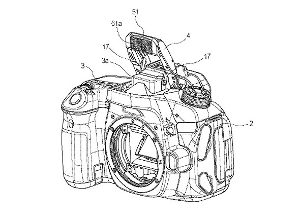 Flipboard: Canon could put continuous LED lights inside