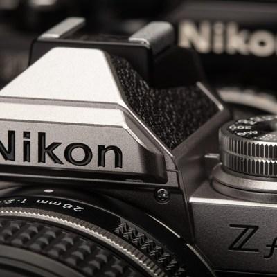 Nikon Z fc added to studio test scene