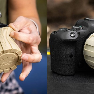 Pelican releases new 'Rugged Camera Lens Cover' for keeping your lenses protected on the go