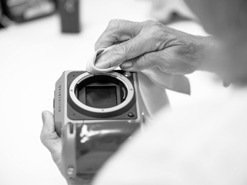 Video: Hasselblad shows how it produces, tests its X System medium format cameras