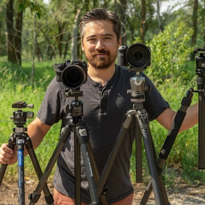 DPReview TV: Choosing the right large tripod – Gitzo, Manfrotto, Leofoto and Sirui tripods compared
