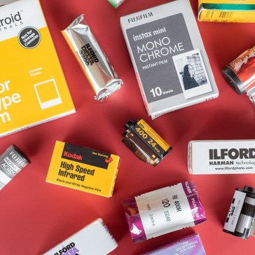 The absolute beginner's guide to film photography: Common film formats & types